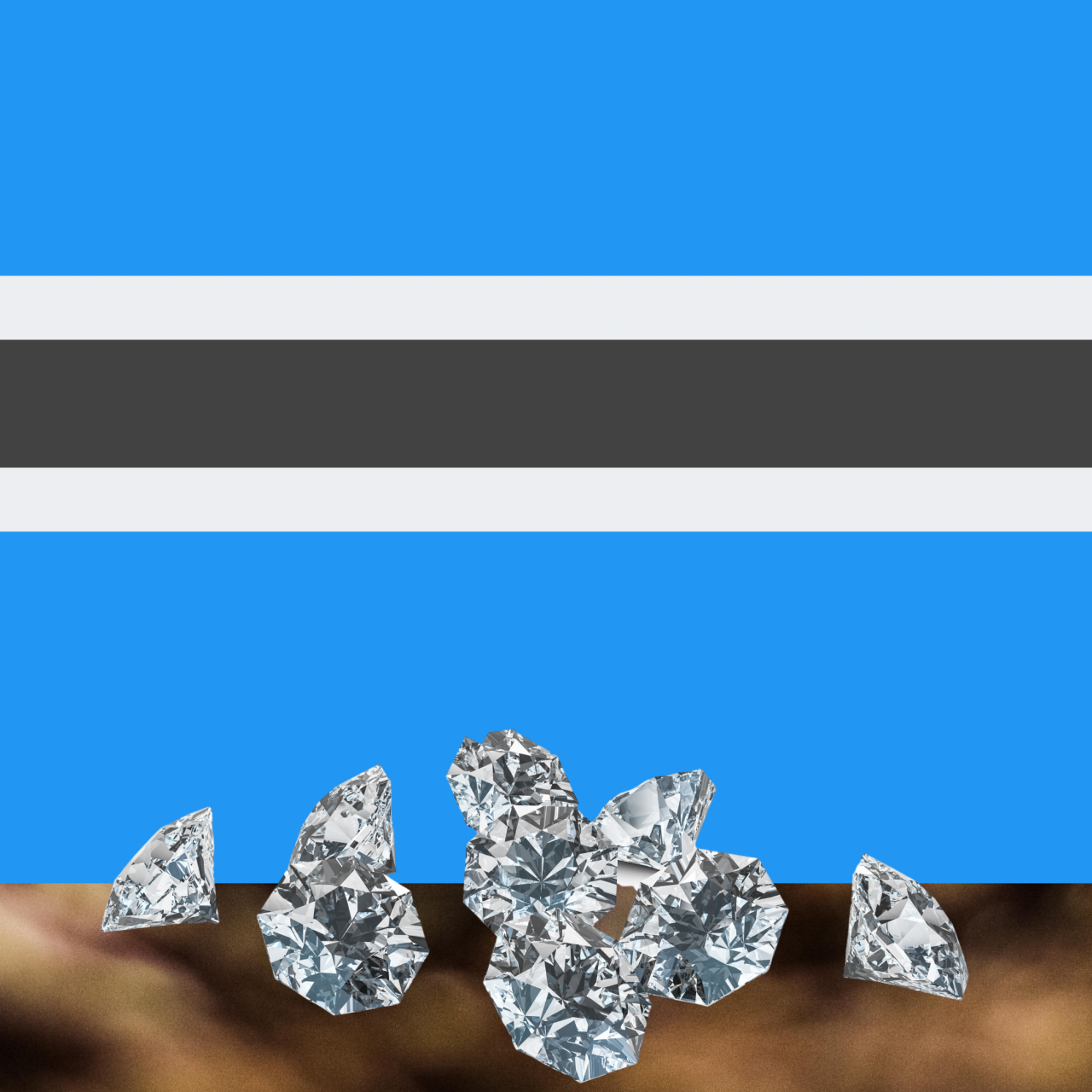 World Diamond Industry: Botswana