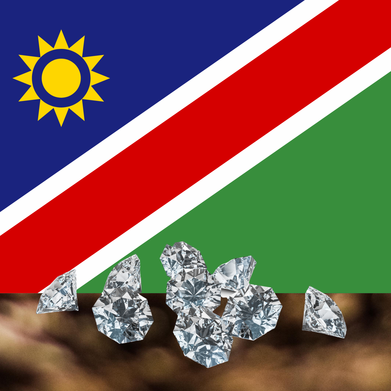 World Diamond Industry: Namibia