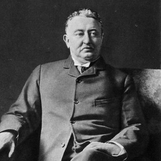 Diamond Portraits - Cecil Rhodes
