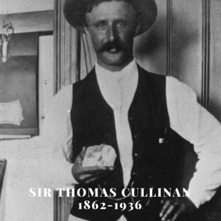 Diamond Portraits – Sir Thomas Cullinan