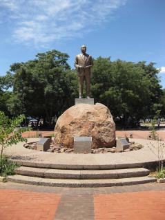 Seretse Khama - Making of A Strong Nation