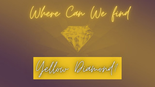 Is it possible to buy yellow stones?