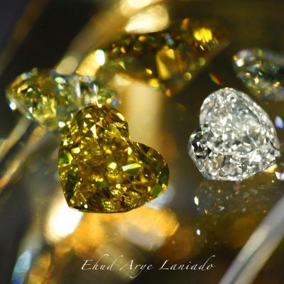 Diamond Portraits: Lazare Kaplan