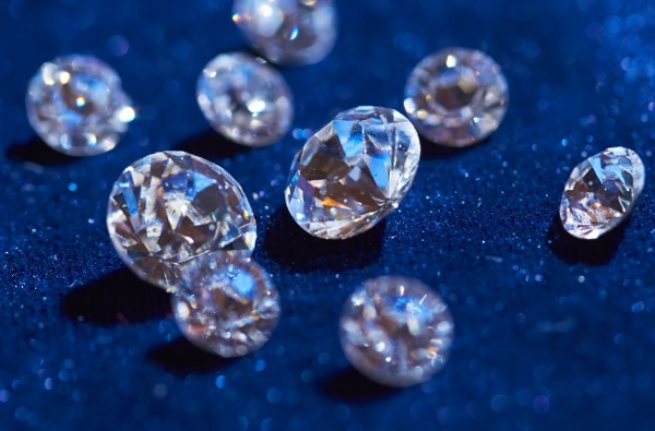 Mercury Polished Diamond Prices: Prices Stable in August