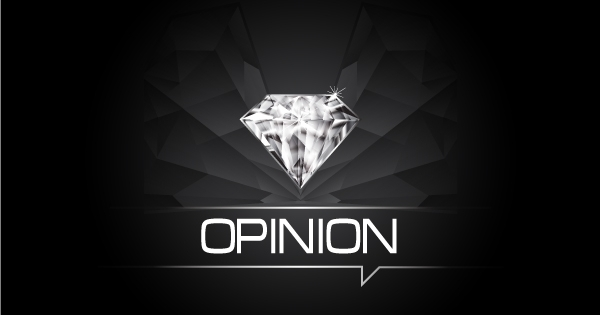 A New View of Diamonds as Assets, Not Expenditures