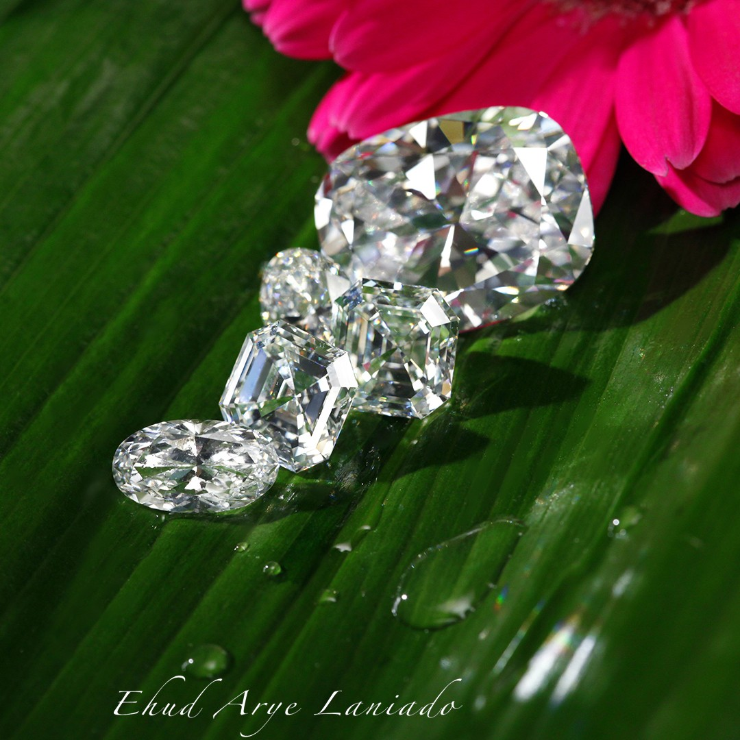 Mercury Polished Diamond Prices: Slight Price Declines in March