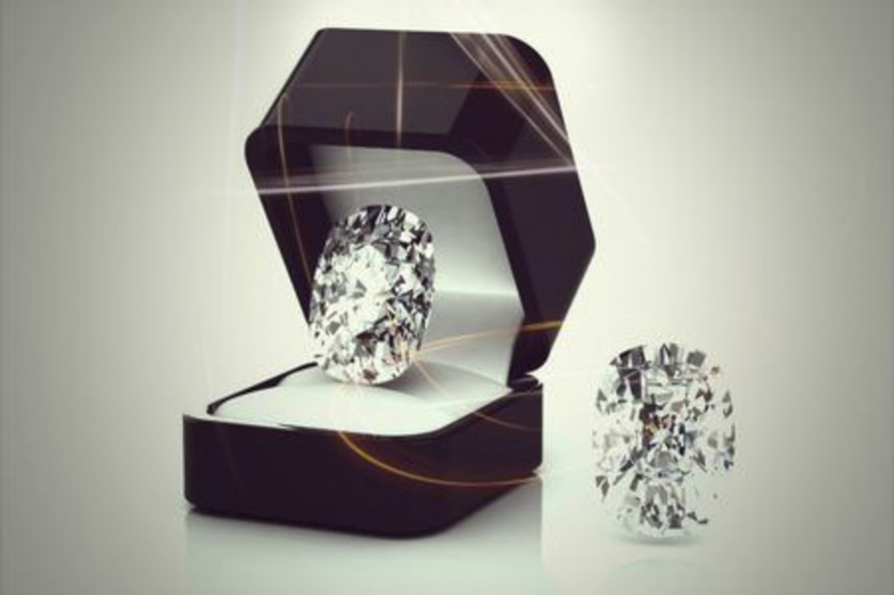 Mercury Polished Diamond Price Index: Prices Fairly Steady