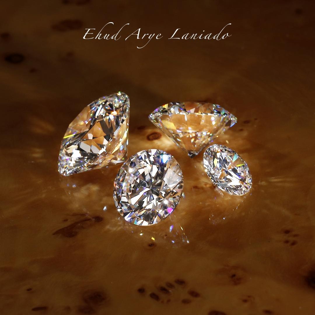 Diamond Portraits John Wesley Huddleston Ehud Arye