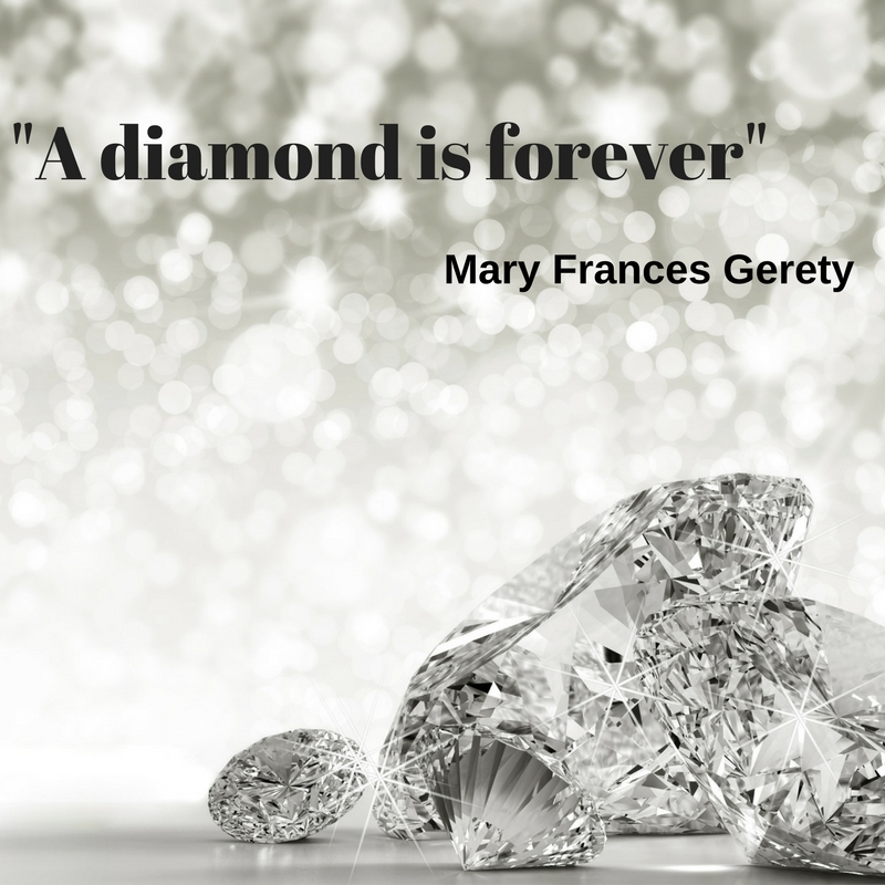 "an analysis of a diamond is forever Diamond meaning, powers and history the meaning and history of diamond a diamond is a stone that truly states, ""i love you"" in a deep way in fact, you've."