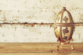 The Story Behind  The Fabergé Eggs