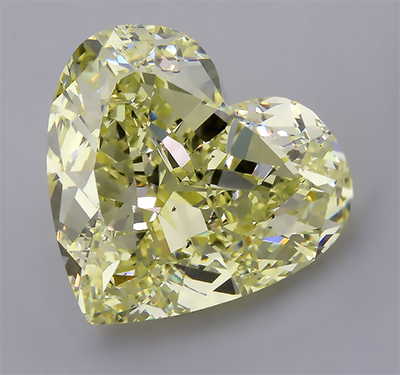 yellow diamond value